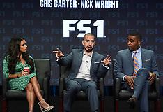 LA: Summer TCA - Fox Sports Panel 9 Aug 2017