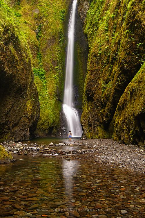 Columbia Gorge, Oregon