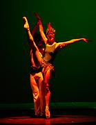4/11/2008/ -- GASTON DE CARDENAS/EL NUEVO HERALD -- MIAMI -- The Florida Dance Theater performs at the Fifth Annual Miami Beach Dance Festival at the Byron Carlyle Theater, Friday April 11, 2008