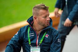 Lee Pearson, (GBR), - Team Competition Grade Ib Para Dressage - Alltech FEI World Equestrian Games™ 2014 - Normandy, France.<br /> © Hippo Foto Team - Jon Stroud <br /> 25/06/14