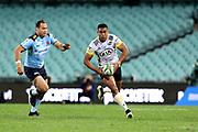 Julian Savea. Waratahs v Hurricanes. 2021 Super Rugby Trans Tasman Round 1 Match. Played at Sydney Cricket Ground on Friday 14 May 2021. Photo Clay Cross / photosport.nz