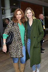May 28, 2019 - Paris, France, FRANCE - Isabelle Ithurburu et son amie maquilleuse Stephanie (Credit Image: © Panoramic via ZUMA Press)