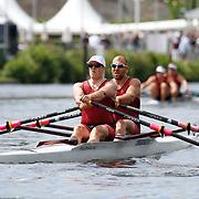 Race 25 - Doubles - Storey & Harris vs Woodfine & Bond