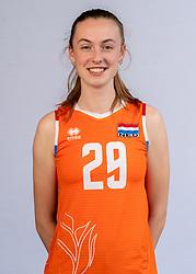 Famke Boonstra of Netherlands, Photoshoot selection of Orange women's volleybal team season 2021on may 12, 2021 in Arnhem, Netherlands (Photo by RHF Agency/Ronald Hoogendoorn)