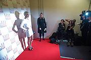 PIXIE GELDOF, The Elle Style Awards 2009, The Big Sky Studios, Caledonian Road. London. February 9 2009.