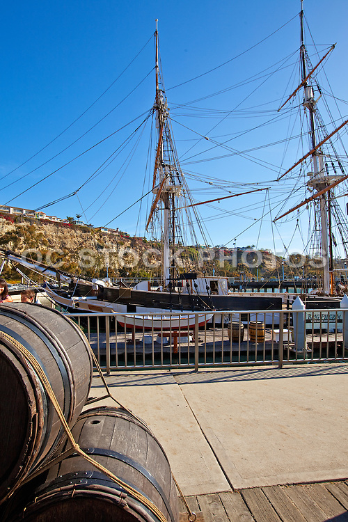 The Pilgrim In Dana Point Harbor