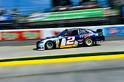 May 6, 2013 - NASCAR Sprint Cup Series, STP Gas Booster 500. Brad Keselowski, Ford