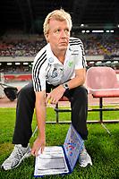 Steve McLAREN Wolfsburg trainer<br /> Napoli 3/8/2010 Stadio San Paolo<br /> Napoli Wolfsburg 2-1 <br /> friendly match<br /> Foto Andrea Staccioli Insidefoto