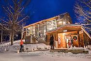 Anderson Ranch Arts Center in Snowmass Village, Colorado.