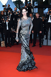 """70th Cannes Film Festival 2017, Red carpet film """"Based On A True Story"""". Pictured:   Eva Green,"""