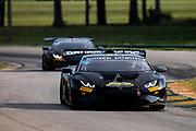 June 6, 2021. Lamborghini Super Trofeo, VIR: 21 Justin Price, Dream Racing Motorsport, Lamborghini Atlanta, Lamborghini Huracan Super Trofeo EVO