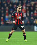 Ryan Fraser (24) of AFC Bournemouth during the The FA Cup 3rd round match between Bournemouth and Brighton and Hove Albion at the Vitality Stadium, Bournemouth, England on 5 January 2019.
