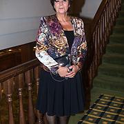 NLD/Noordwijk/20130909 - Inloop modeshow Ronald Kolk najaar 2013, Rita Verdonk