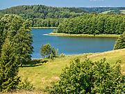 Suwalszczyzna widok na jezioro Krejwelek, Polska<br /> Suwalszczyzna view on the lake Krejwelek, Poland