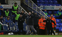 Peterborough United Manager Steve Evans celebrates his sides second goal of the game - Mandatory by-line: Joe Dent/JMP - 08/12/2018 - FOOTBALL - ABAX Stadium - Peterborough, England - Peterborough United v Oxford United - Sky Bet League One