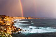 Port Campbell National Park Rainbow