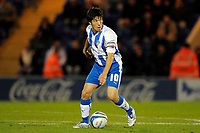 Kemal Izzet (Colchester). Colchester United Vs Leicester City. Coca Cola League 1. Weston Homes Community Stadium. Colchester. 30/09/2008. Credit Colorsport/Garry Bowden