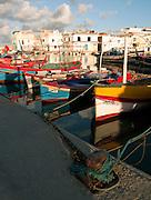 Harbour in Bizerte, Tunisia