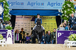 Minderhoud Hans Peter, NED, Glock's Dream Boy<br /> LONGINES FEI World Cup™ Finals Gothenburg 2019<br /> © Hippo Foto - Dirk Caremans<br /> 06/04/2019