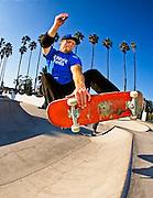 Steve at Santa Barbara Skate Park