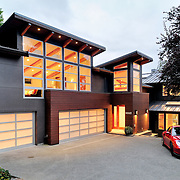 Home designed by George Daniel Wittman, Architect