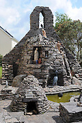 A skellig monument beside the church in The village of Dungegan, Ballinskelligs, County Kerry, Ireland..Picture by Don MacMonagle