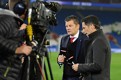Bristol City manager, Steve Cotterill is interviewed by Sky Sports after the game - Mandatory byline: Dougie Allward/JMP - 07966 386802 - 26/10/2015 - FOOTBALL - Cardiff City Stadium - Cardiff, Wales - Cardiff City v Bristol City - Sky Bet Championship