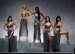 Best ex top model at Versace fashion show, for milan women fashion week. 22 Sep 2017 Pictured: Donatella Versace, Naomi Campbell, Claudia Shiffer, Helena Christensen, Cindy Crawford e Carla Bruni. Photo credit: Fotogramma / MEGA TheMegaAgency.com +1 888 505 6342
