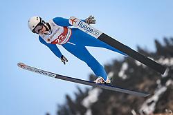 23.02.2021, Oberstdorf, GER, FIS Weltmeisterschaften Ski Nordisch, Oberstdorf 2021, Damen, Training, Skisprung, HS106, im Bild Paige Jones (USA) // during training of women ski Jumping HS106 prior to the FIS Nordic Ski World Championships 2021 Oberstdorf, Germany on 2021/02/23. EXPA Pictures © 2021, PhotoCredit: EXPA/ Tadeusz Mieczynski