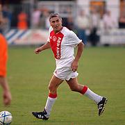 NLD/Hilversum/20060920 - Jubileumwedstrijd VV Altius - Lucky Ajax, Sjaak Swart