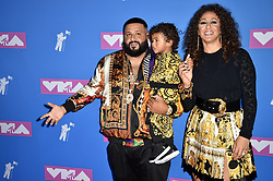DJ Khaled attends the 2018 MTV Video Music Awards at Radio City Music Hall on August 20, 2018 in New York City. Photo by Lionel Hahn/ABACAPRESS.COM