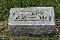 Lilly Cemetery - Lilly Illinois<br />
