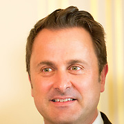 LUX/Luxembug/20180523 - Staatbezoek Luxemburg 2018 dag 1, minister president X. Bettel