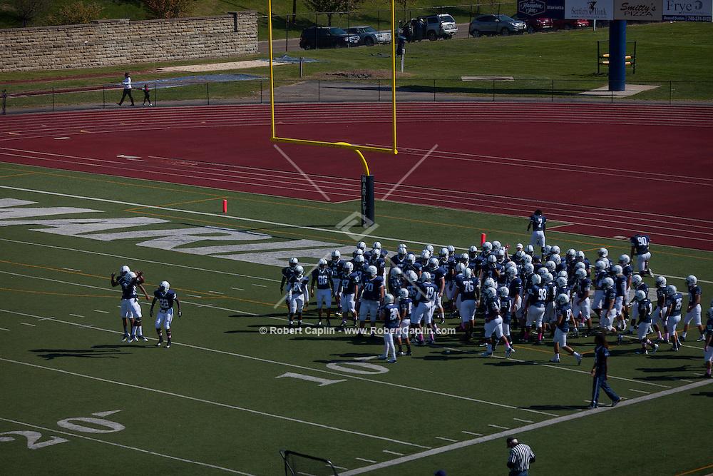 Marietta College homecoming 2012...Photo © Robert Caplin...