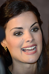 Jaimie Alexander during The Last Stand Film premiere, Cologne, GERMANY, January 21, 2013. Photo by Imago / i-Images...UK ONLY