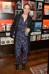 TIPHAINE DE LUSSY at the launch of new book 'Farfetch Curates: Food' at Maison Assouline, Piccadilly, London on 24th March 2015.
