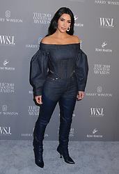 November 8, 2019, New York, New York, USA: November 6, 2019 - New York, New York - Kim Kardashian West. WSJ. Magazine 2019 Innovator Awards Sponsored By Harry Winston And Rémy Martin held at  MOMA. Photo Credit: AdMedia (Credit Image: © AdMedia via ZUMA Wire)