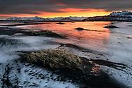 Landschaft und Küste bei Djupivogur, Island<br /> <br /> Landscape and coast at Djupivogur, Iceland