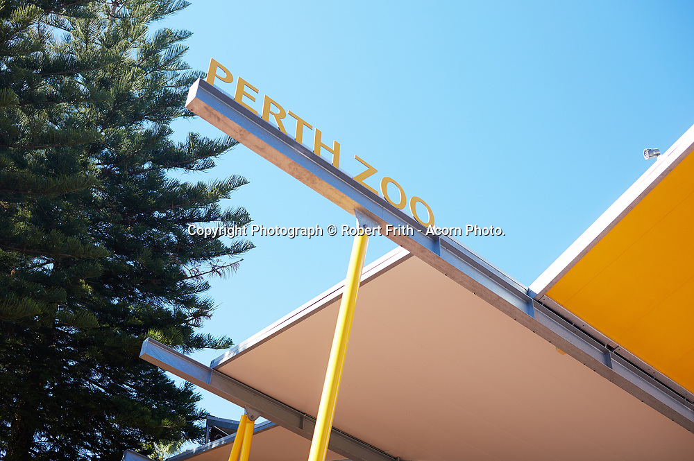 Perth Zoo, Mends St precinct