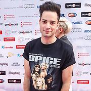 NLD/Amsterdam/20150629 - Uitreiking Rainbow Awards 2015, Valerio Zeno