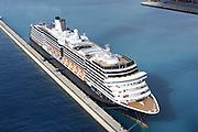 Cruise Ship in the Bridgetown Port, Barbados