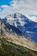 Mount Cleveland of the Lewis Range is the highest mountain in Glacier National Park, located in Montana, United States.