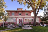 Bottger Mansion, Route 66 suite, Albuquerque, New Mexcio, Route 66