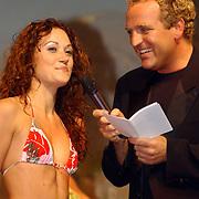 Verkiezing Miss Nederland 2003, Natascha Romans en Gordon