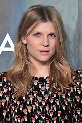 Clemence Poesy attending the Lost in Space event to celebrate the 60th anniversary of the OMEGA Speedmaster held in the Turbine Hall, Tate Modern, 25 Sumner Street, Bankside, London. PRESS ASSOCIATION Photo. Picture date: Wednesday 26 April  2017. Photo credit should read: Ian West/PA Wire