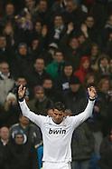 Real Madrid versus Celta Vigo, 09.01.13