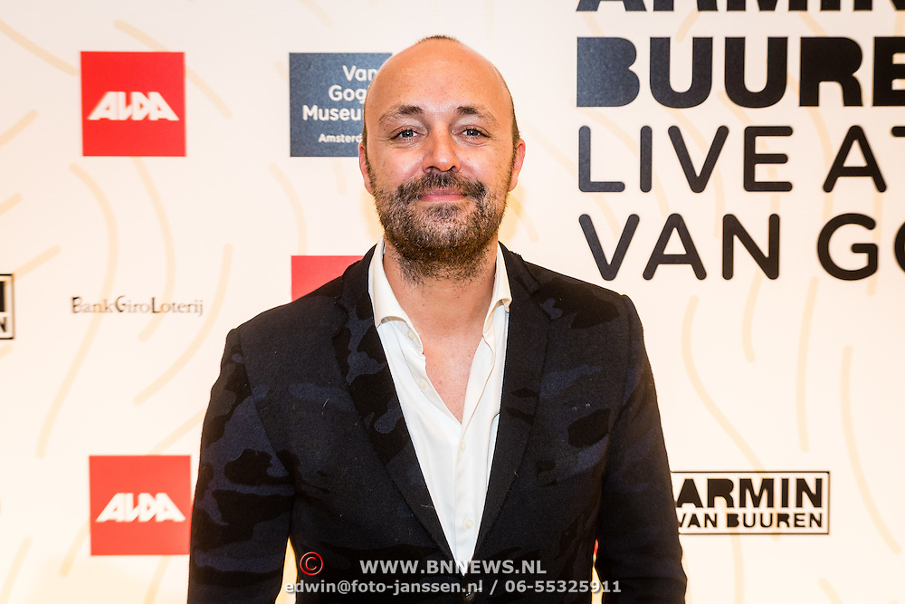 NLD/Amsterdam/20161021 - Armin van Buuren Live at the Van Gogh Museum, Niels Geusenbroek