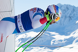 30.11.2016, Val d Isere, FRA, FIS Weltcup Ski Alpin, Val d Isere, Abfahrt, Herren, 1. Training, im Bild Carlo Janka (SUI) // Carlo Janka of Switzerland at the start during the 1st practice run of men's Downhill of the Val d Isere FIS Ski Alpine World Cup. Val d Isere, France on 2016/11/30. EXPA Pictures © 2016, PhotoCredit: EXPA/ Johann Groder