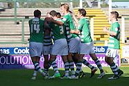 Yeovil Town v Colchester United  061012