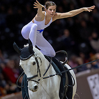 CVIW - FEI World Cup Vaulting - Jumping Bordeaux 2013